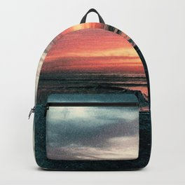 off the BOOKLYN jetty Backpack