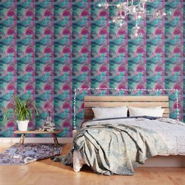 pastel geometrical asbtract Wallpaper