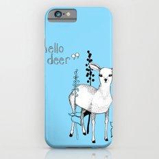 hello deer! iPhone 6s Slim Case