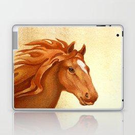Redhead - Chestnut Hunter Horse Laptop & iPad Skin