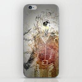 Spirit of Vengeance iPhone Skin