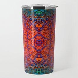 Mehndi Ethnic Style G351 Travel Mug