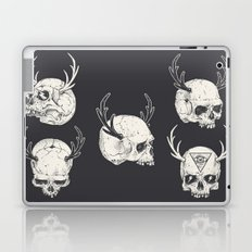 skulls & horns Laptop & iPad Skin