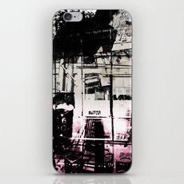 Concrete Jungle 1 iPhone Skin