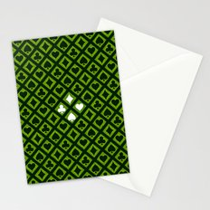 Card Suits Stationery Cards
