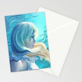 Lunafreya Nox Fleuret Stationery Cards