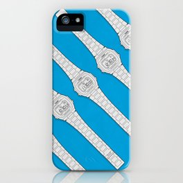 Make time iPhone Case