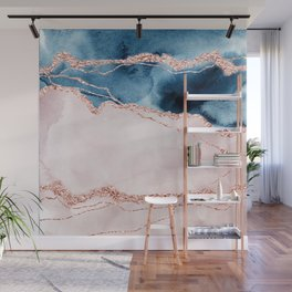 storm whipped sea I Wall Mural