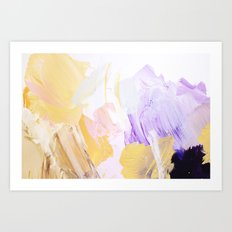 Palette No. Thirty One Art Print