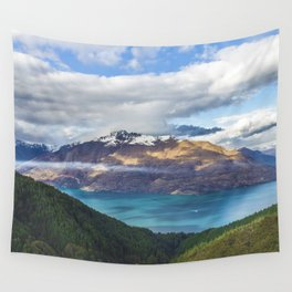 Viewtiful Wall Tapestry