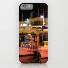 Harbor Reflection at Night iPhone 6s Slim Case