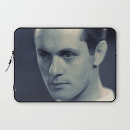 Robert Montgomery, Hollywood Legend Laptop Sleeve