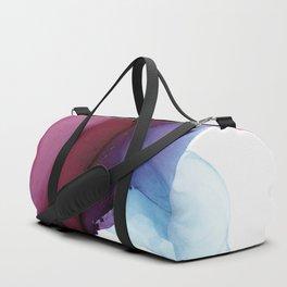 Shades of Purple Duffle Bag