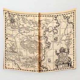 The Phantom Tollbooth Wall Tapestry