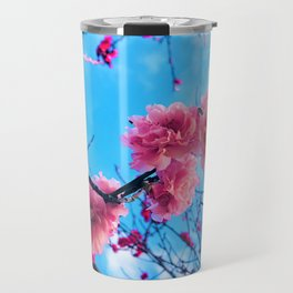 don't stop be-leafing! it's finally Spring! Travel Mug