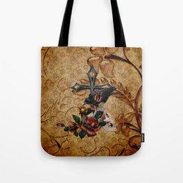 Gothic Autumn Tote Bag