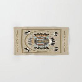 American Native Pattern No. 115 Hand & Bath Towel