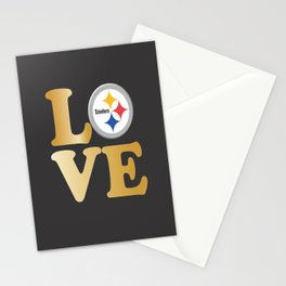 Pittsburgh Steelers_Love Stationery Cards