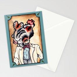 overthinking. Stationery Cards