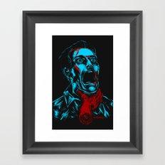 Desde el infierno HSI Framed Art Print