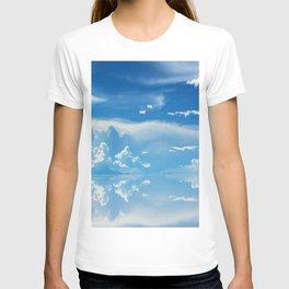 Salt Flats of Salar de Uyuni, Bolivia #3 T-shirt