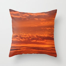 The Sky is the Limit-3 Throw Pillow