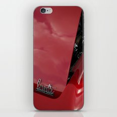 1966 Chevy Corvette Stingray iPhone & iPod Skin