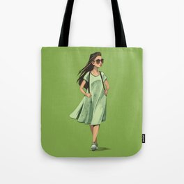 Montreal Street Style Tote Bag