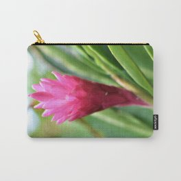 Blooming Pink Ginger Carry-All Pouch