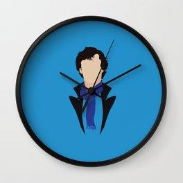 1 Sherlock Holmes Wall Clock