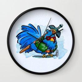 Cojiro of Time Wall Clock