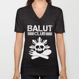 Balut Club Unisex V-Neck