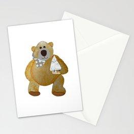 Sailboat Bear Stationery Cards