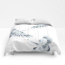 Cranes Comforters