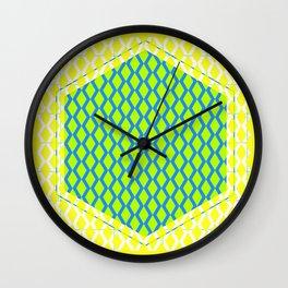 Octagonal Mirror | Minimalist | Abstract | Modern | Shapes | Geometrix Wall Clock