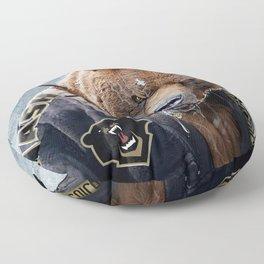 Jiu Jitsu Grizzly Floor Pillow