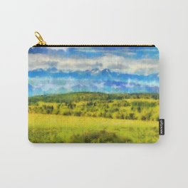 White River National Forest, Colorado Carry-All Pouch
