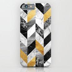 Marble Pattern Slim Case iPhone 6s