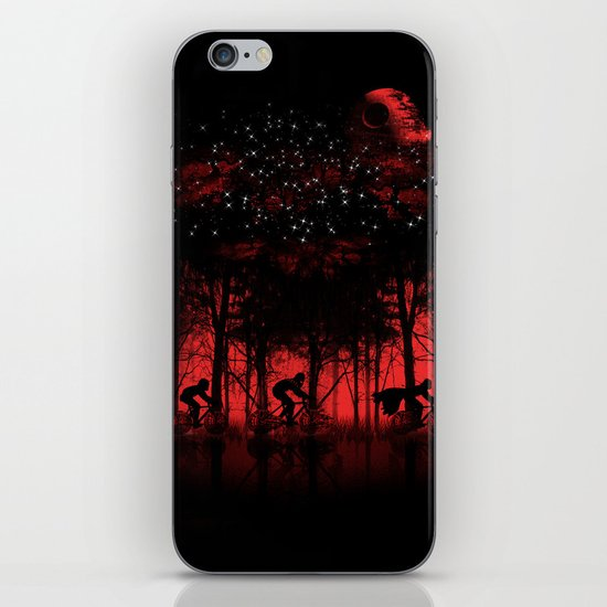Tour de l'espace iPhone & iPod Skin