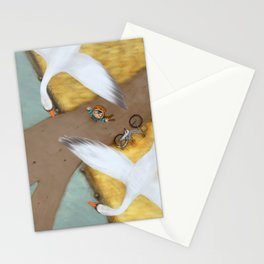 Come Again, Okey?! Stationery Cards