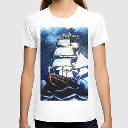 INTENSE NIGHT SEA T-shirt