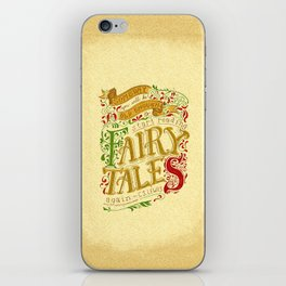 Fairytales iPhone Skin