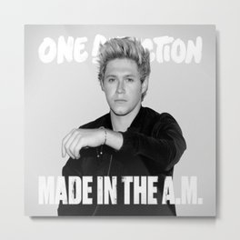 Made in the A.M Niall Metal Print
