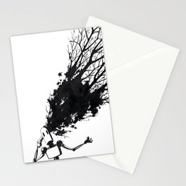 Robotree Stationery Cards