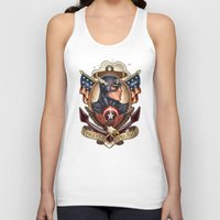 forever young Tank Tops featuring FOREVER YOUNG by Tim Shumate