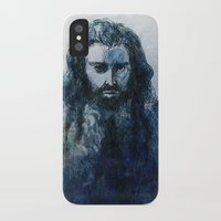 thorin iPhone & iPod Cases featuring Thorin II by Casey Shaffer