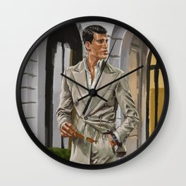 An RL Suit for the Evening Wall Clock