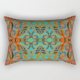 Ethnic Style G250 Rectangular Pillow