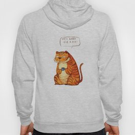 Mr Tiger Hoody