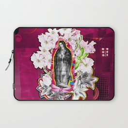 Nossa Senhora de Guadalupe (Our Lady of Guadalupe)  Laptop Sleeve